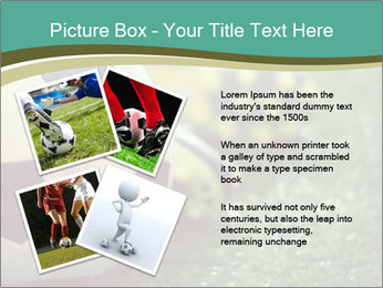 Football shoes PowerPoint Templates - Slide 23