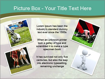 Football shoes PowerPoint Templates - Slide 24