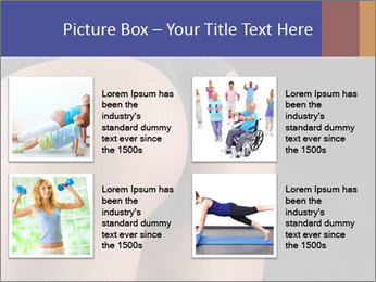 Perfect bum PowerPoint Template - Slide 14