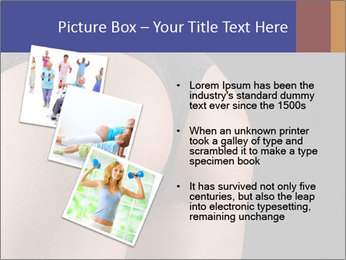 Perfect bum PowerPoint Template - Slide 17