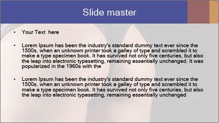 Perfect bum PowerPoint Template - Slide 2