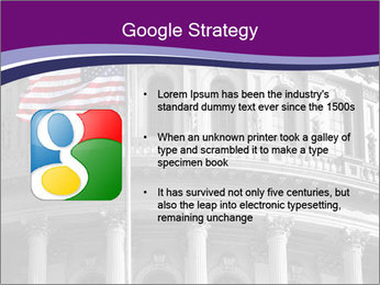 American Governmental Building PowerPoint Template - Slide 10