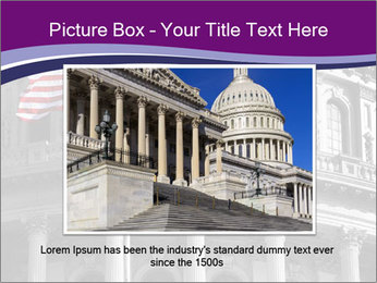 American Governmental Building PowerPoint Templates - Slide 15
