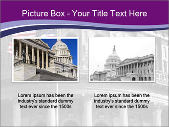 American Governmental Building PowerPoint Template - Slide 18
