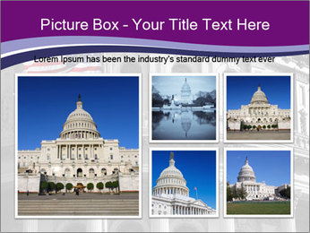 American Governmental Building PowerPoint Template - Slide 19