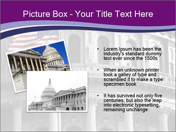 American Governmental Building PowerPoint Template - Slide 20