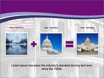 American Governmental Building PowerPoint Template - Slide 22