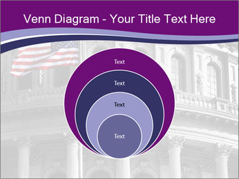American Governmental Building PowerPoint Template - Slide 34