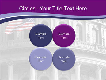 American Governmental Building PowerPoint Templates - Slide 38