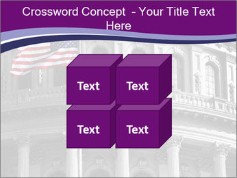 American Governmental Building PowerPoint Template - Slide 39