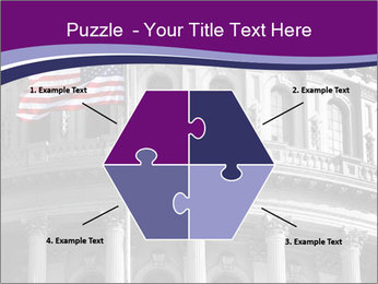 American Governmental Building PowerPoint Templates - Slide 40