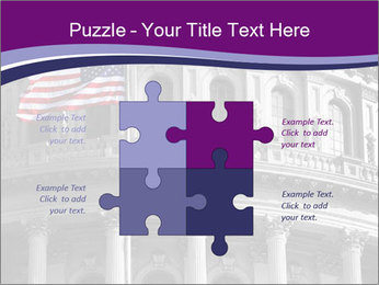 American Governmental Building PowerPoint Templates - Slide 43