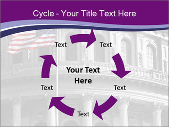 American Governmental Building PowerPoint Templates - Slide 62