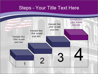 American Governmental Building PowerPoint Template - Slide 64