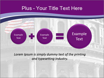 American Governmental Building PowerPoint Templates - Slide 75