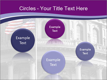 American Governmental Building PowerPoint Template - Slide 77