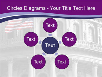 American Governmental Building PowerPoint Templates - Slide 78