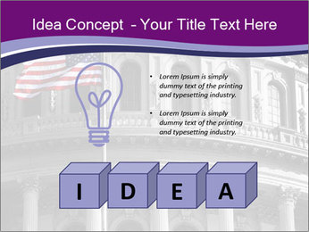 American Governmental Building PowerPoint Template - Slide 80