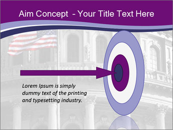 American Governmental Building PowerPoint Template - Slide 83