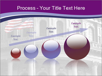 American Governmental Building PowerPoint Template - Slide 87