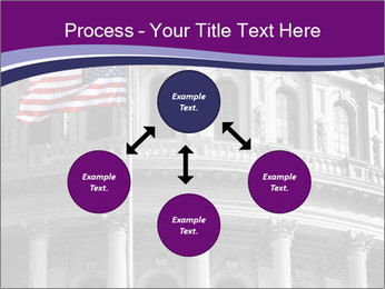 American Governmental Building PowerPoint Template - Slide 91
