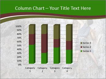 Hiker On Rock PowerPoint Templates - Slide 50