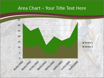 Hiker On Rock PowerPoint Templates - Slide 53