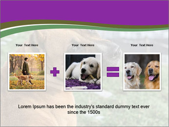 Dog For Fighting PowerPoint Template - Slide 22