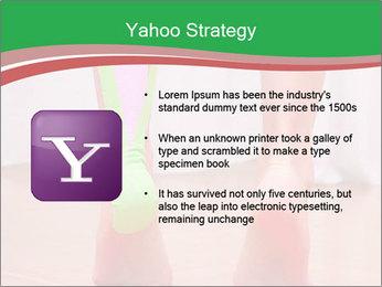 Leg Bandage PowerPoint Template - Slide 11