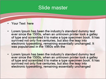 Leg Bandage PowerPoint Template - Slide 2