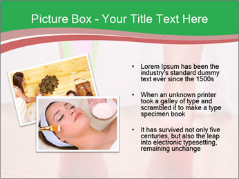 Leg Bandage PowerPoint Template - Slide 20