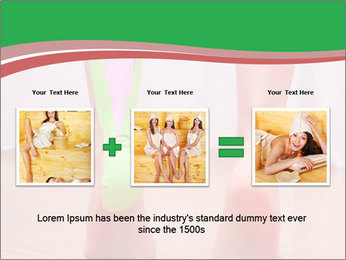 Leg Bandage PowerPoint Template - Slide 22