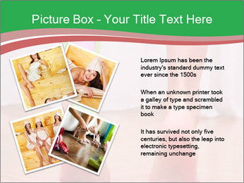 Leg Bandage PowerPoint Template - Slide 23