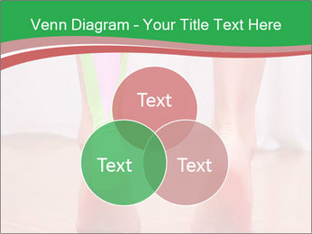 Leg Bandage PowerPoint Template - Slide 33