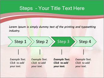 Leg Bandage PowerPoint Template - Slide 4