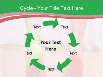 Leg Bandage PowerPoint Template - Slide 62
