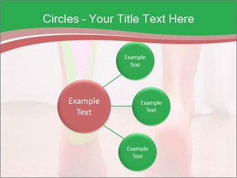 Leg Bandage PowerPoint Template - Slide 79