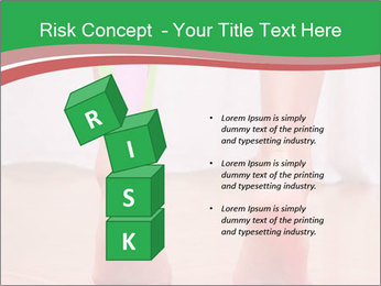 Leg Bandage PowerPoint Template - Slide 81