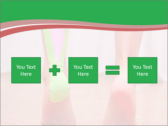 Leg Bandage PowerPoint Template - Slide 95