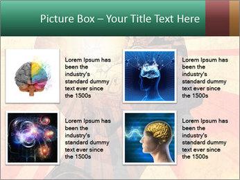 Enlighten Head PowerPoint Template - Slide 14