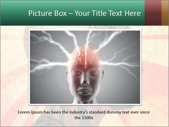 Enlighten Head PowerPoint Template - Slide 15