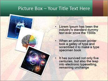 Enlighten Head PowerPoint Template - Slide 17