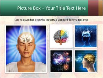 Enlighten Head PowerPoint Template - Slide 19