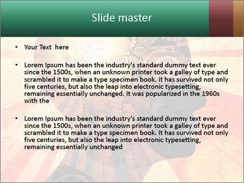 Enlighten Head PowerPoint Template - Slide 2
