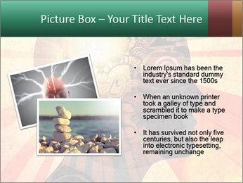Enlighten Head PowerPoint Template - Slide 20