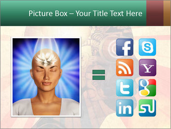 Enlighten Head PowerPoint Template - Slide 21