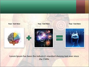 Enlighten Head PowerPoint Template - Slide 22