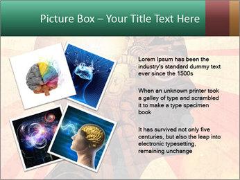 Enlighten Head PowerPoint Template - Slide 23