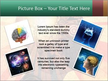 Enlighten Head PowerPoint Template - Slide 24