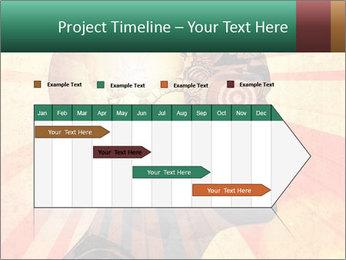 Enlighten Head PowerPoint Template - Slide 25